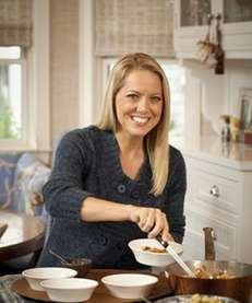"Melissa d'Arabian, star of Food Network's ""Ten Dollar"