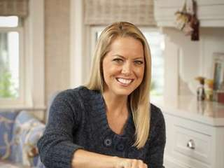 Melissa d'Arabian, star of Food Network's quot;Ten Dollar
