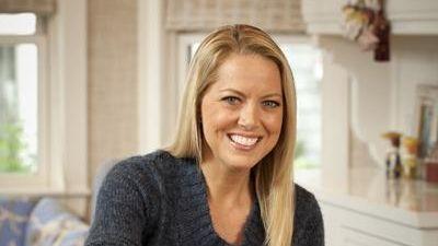 Melissa d'Arabian, star of Food Network's