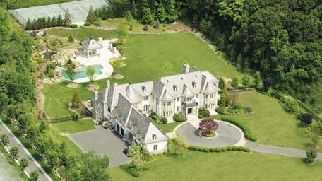 This estate in Brookville is on the market