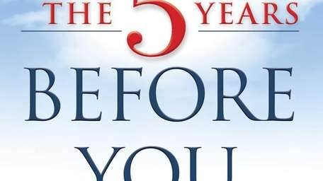 """Emily Guy Birken's latest book, """"The Five Years"""
