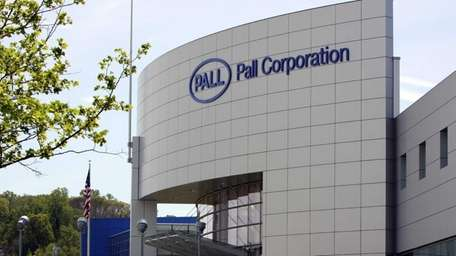 Pall Corp. reported on May 29, 2013, a