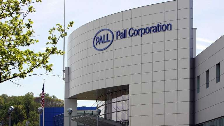 Pall Corp., a manufacturer of filtration and purification