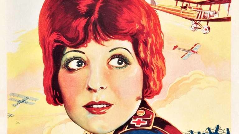 """""""Wings,"""" a 1927 silent film about two American"""