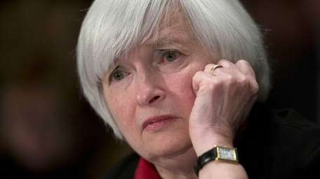 Janet Yellen, chairwoman of the U.S. Federal Reserve,