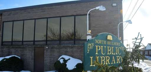 North Bellmore's public library.