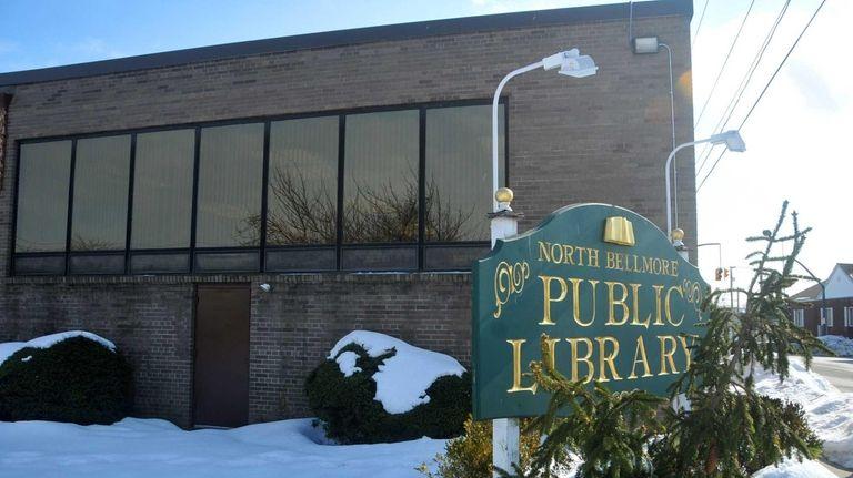 North Bellmore's public library.