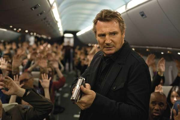 Liam Neeson as Bill Marks in