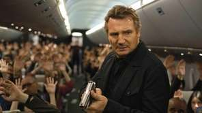 Liam Neeson as Bill Marks in quot;Non-Stopquot; directed
