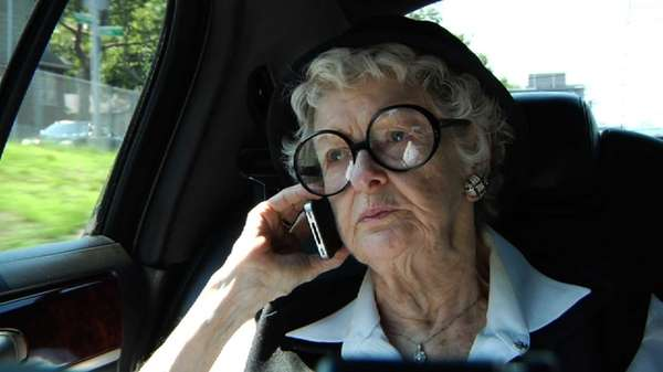 Elaine Stritch in a scene from