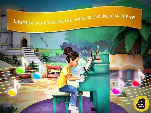Grammy Award-winning artist Alicia Keys launched a new