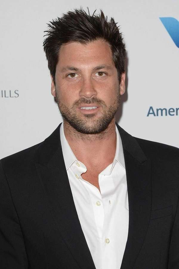 Dancer Maksim Chmerkovskiy attends the 20th Annual Race