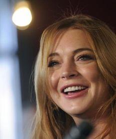 Lindsay Lohan at Sundance.