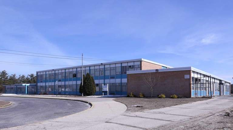 A former school, located at 220 Washington Avenue