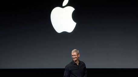Apple CEO Tim Cook promised that Apple Inc.