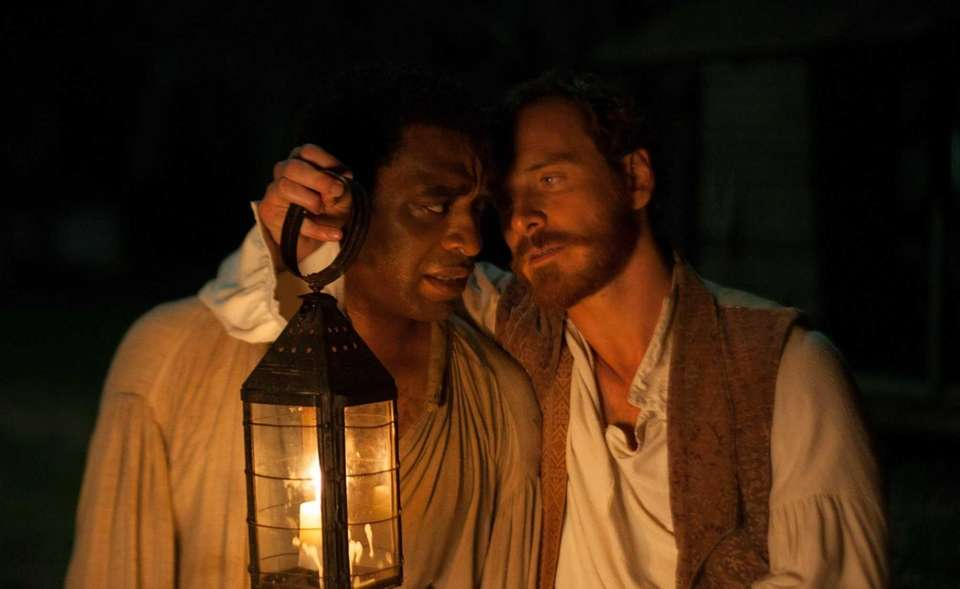 Cast: Chiwetel Ejiofor, Michael Fassbender, Lupita Nyong'oDirector: Steve