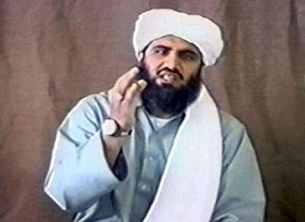 Sulaiman Abu Ghaith, Osama bin Laden's son-in-law and