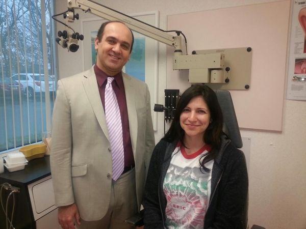 Dr. Mark Marzouk of Stony Brook University Hospital