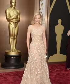 BEST: Cate Blanchett There were pales galore at