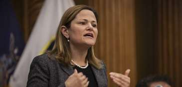 Melissa Mark-Viverito on Nov. 19, 2013.