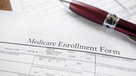 Medicare enacts a 10 percent late-enrollment penalty for