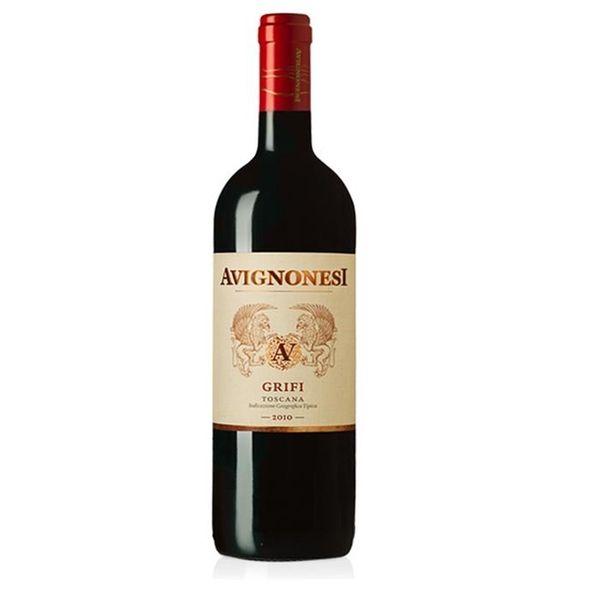 The 2010 Avignonesi Grifi Toscana IGT ($60) marks