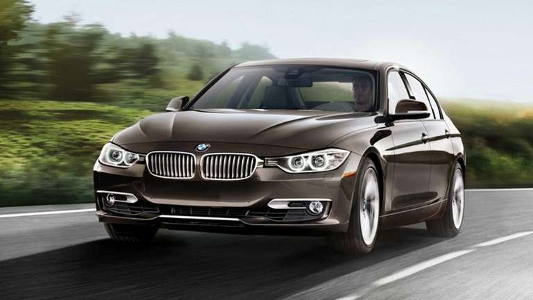 The 2014 BMW 320i is more fun to