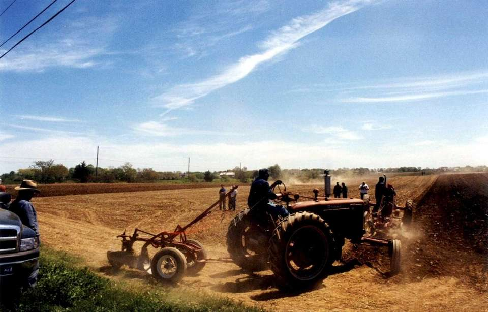"""Farming the Future: Farm Life on Long Island"""