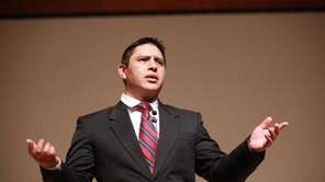 Joselo Lucero, who became an advocate for immigrant