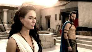 Lena Headey in quot;300: Rise of an Empire.quot;
