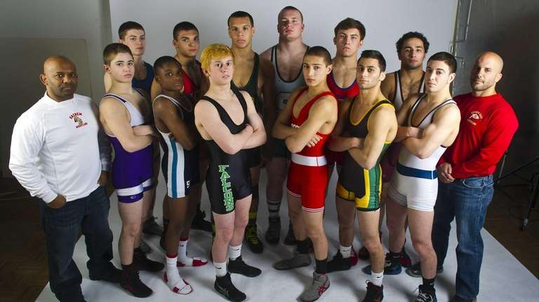 Salute to Long Island's 2014 state wrestling champions | Newsday