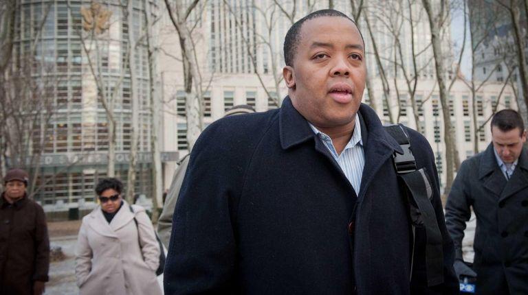 Brooklyn Assemb. William F. Boyland Jr. leaves Brooklyn
