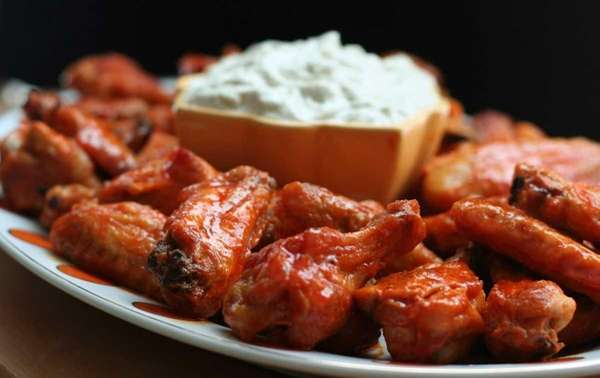 Buffalo-style chicken wings were invented a half-century ago.