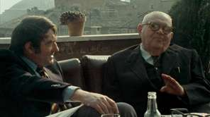 Claude Lanzmann and Benjamin Murmelstein quot;The Last of