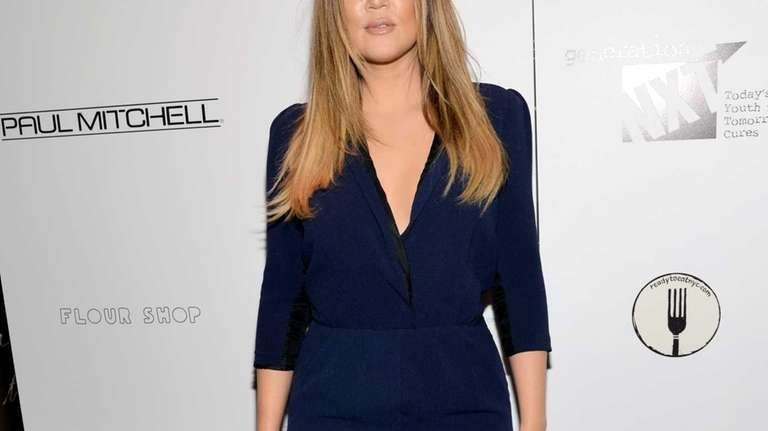 Khloe Kardashian Odom attends a Generation NXT Dream
