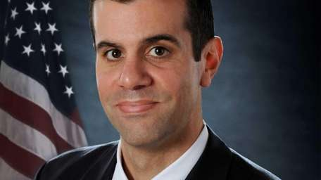 The Nassau Republican Party has tapped Legis. Michael