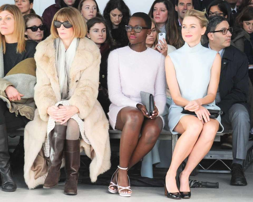 It was a big surprise when Lupita Nyong'o