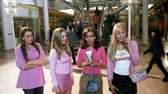 "As Cady Heron in ""Mean Girls"" (2004), with,"