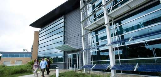 The Advanced Energy Research And Technology Center at