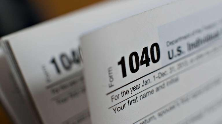 The April 15 tax deadline is closing in.