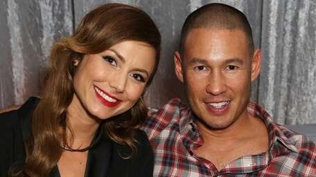 Stacy Keibler and Jared Pobre were married in