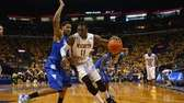 Cleanthony Early #11 of the Wichita State Shockers
