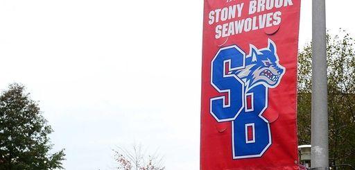 The Stony Brook University campus on Oct. 22,