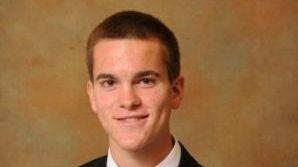 Austin Fowler, a senior at Oceanside High School