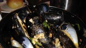 Mussel pots highlight the offerings at Reel in