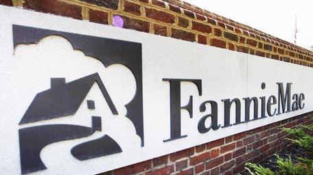 Mortgage giants Fannie Mae and Freddie Mac will