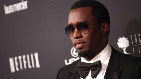 Sean Diddy Combs seen here in Beverly Hills