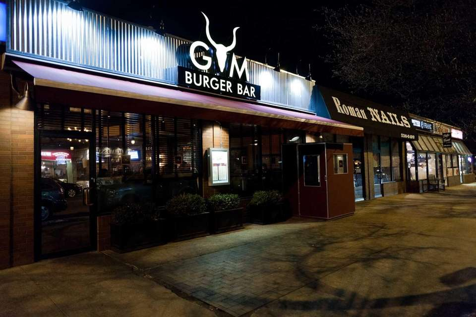 GM Burger Bar in Rockville Centre is a