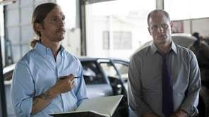 "Matthew McConaughey, left, and Woody Harrelson in ""True"