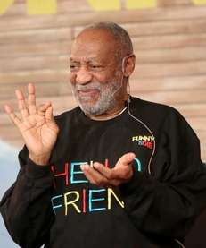Bill Cosby performs at the Funny or Die